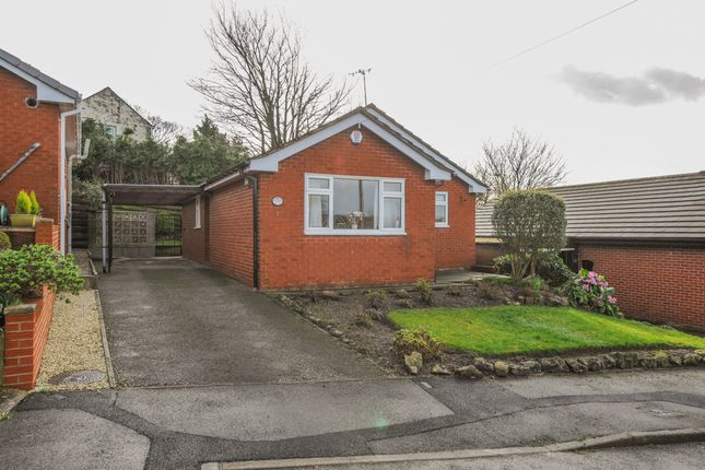 Front of Doveridge Close, Old Whittington, Chesterfield S41