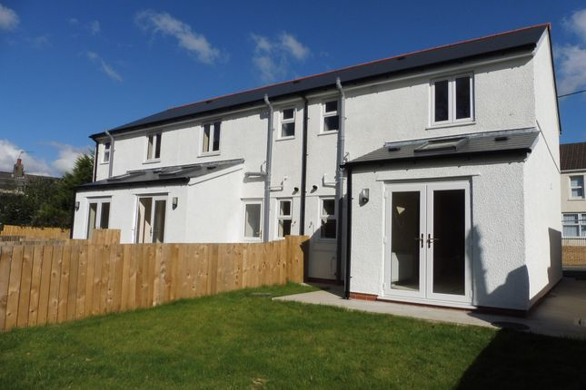 Thumbnail End terrace house for sale in Garth Mews, Taffs Well, Cardiff