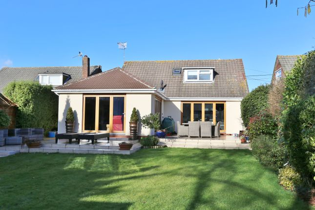 Thumbnail Detached bungalow for sale in Whalesmead Road, Bishopstoke, Eastleigh