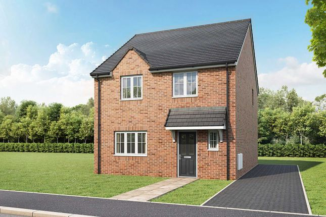 "4 bed detached house for sale in ""The Mylne"" at Walkmill Lane, Cannock WS11"