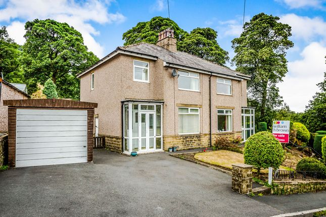 Thumbnail Semi-detached house for sale in Woodlands, Triangle, Sowerby Bridge