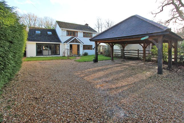 Thumbnail Detached house for sale in Sway Road, Brockenhurst, Hampshire