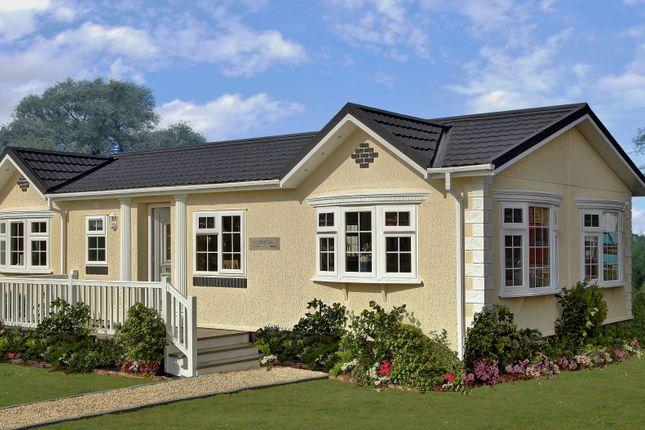 Thumbnail Detached bungalow for sale in Royale Dunton Court, Lower Dunton Road, Dunton, Brentwood