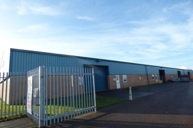 Thumbnail Industrial for sale in Bowes Court, Barrington Industrial Estate, Bedlington