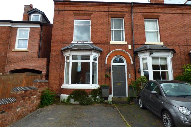 3 bed semi-detached house to rent in Serpentine Road, Harborne, West Midlands