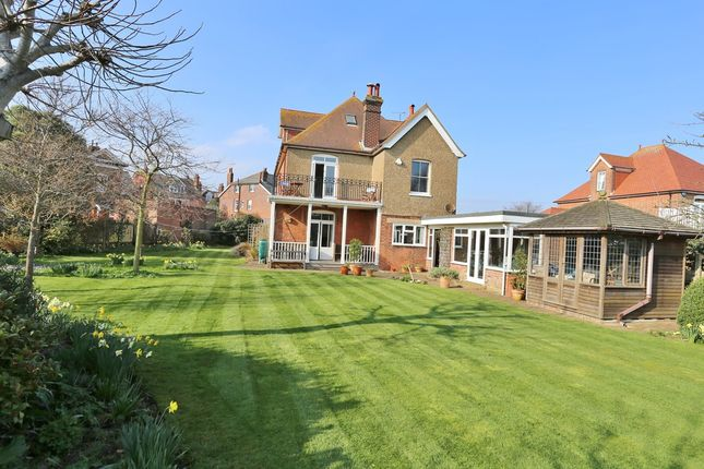 Thumbnail Detached house for sale in Rosebery Road, Felixstowe