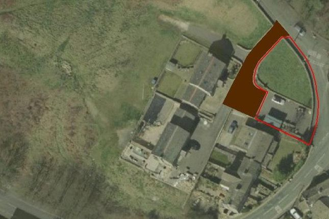 Thumbnail Land for sale in Carr Top Lane, Golcar, Huddersfield
