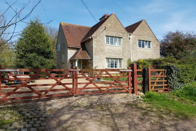 Thumbnail Semi-detached house for sale in High Elms, Turweston, Brackley