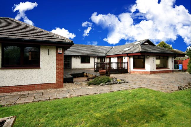 Thumbnail Detached bungalow for sale in Armour Wynd, Dalmellington, Ayr