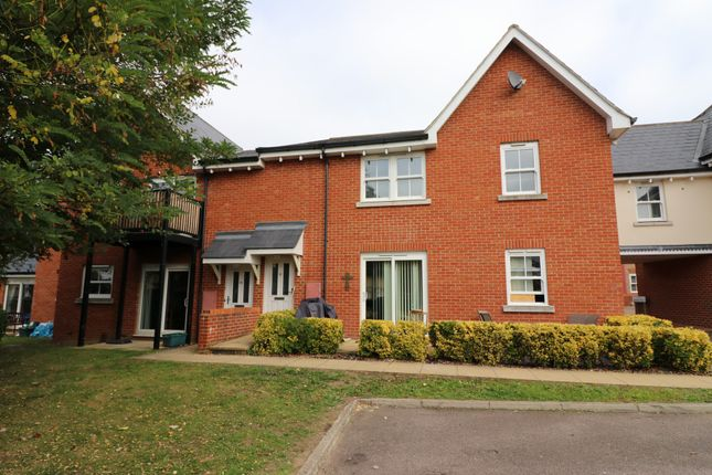 Thumbnail Flat for sale in Rouse Way, Colchester
