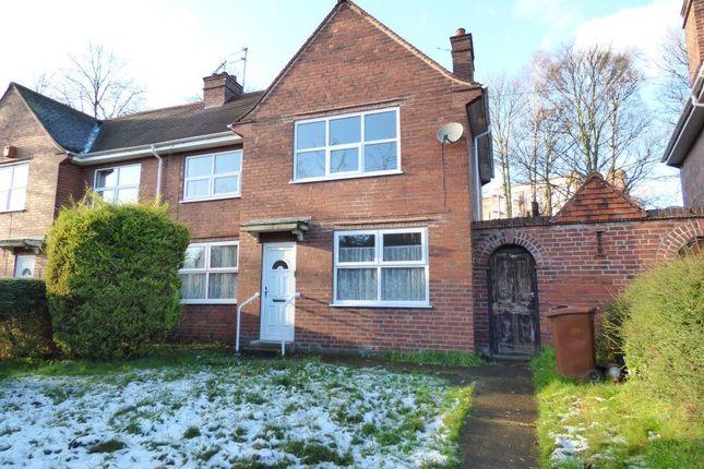 Thumbnail Semi-detached house to rent in Bondgate, Pontefract