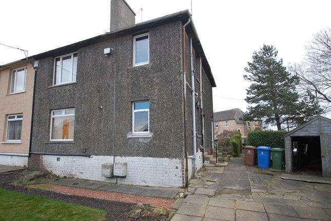 Thumbnail Flat for sale in Cadzow Avenue, Bo'ness