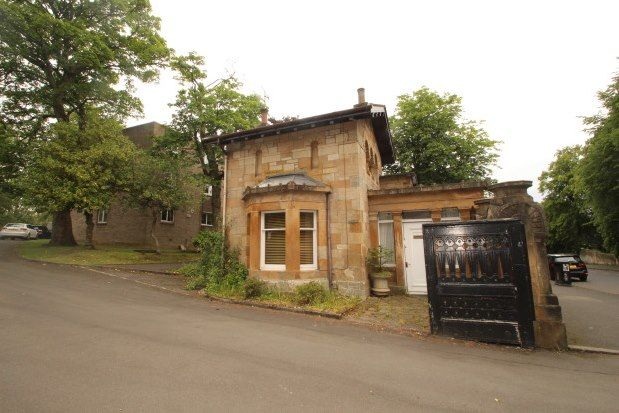 Thumbnail Detached house to rent in 301 Albert Drive, Glasgow