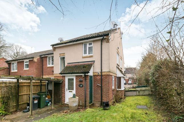Thumbnail Semi-detached house to rent in Little Copse Chase, Chineham, Basingstoke