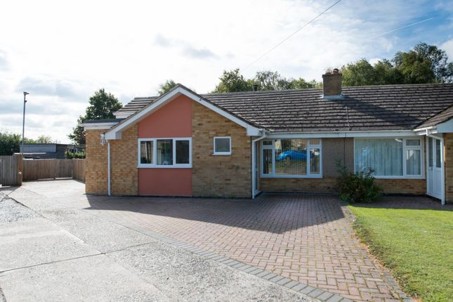 Thumbnail Semi-detached bungalow for sale in Seamark Close, Monkton, Ramsgate