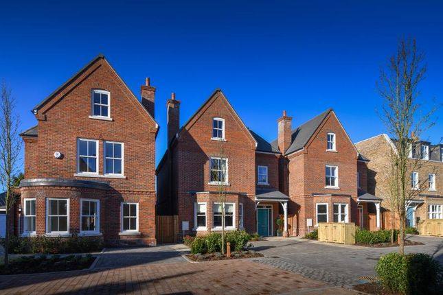 Thumbnail Detached house for sale in Richmond Chase, Ham Gate