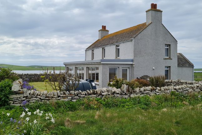 Thumbnail Detached house for sale in Costa, Evie, Orkney