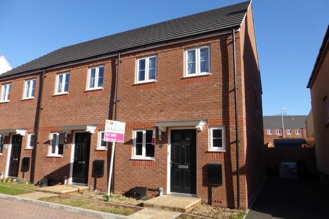 Thumbnail Property to rent in Grove Gate, Staplegrove, Taunton