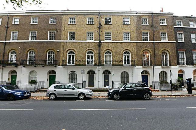 Thumbnail Maisonette for sale in Regents Square, Bloomsbury