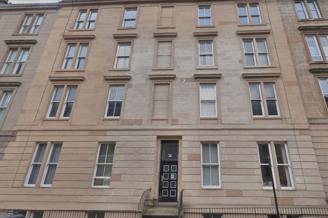 Thumbnail Flat to rent in West End Park St, Woodlands, Glasgow