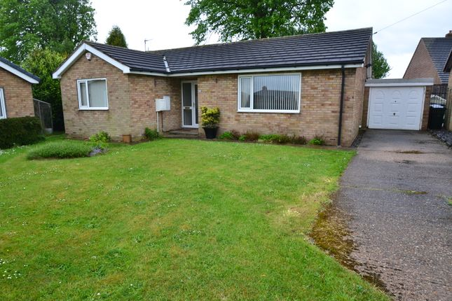 Thumbnail Detached bungalow to rent in Cliffe Close, Brierley, Barnsley