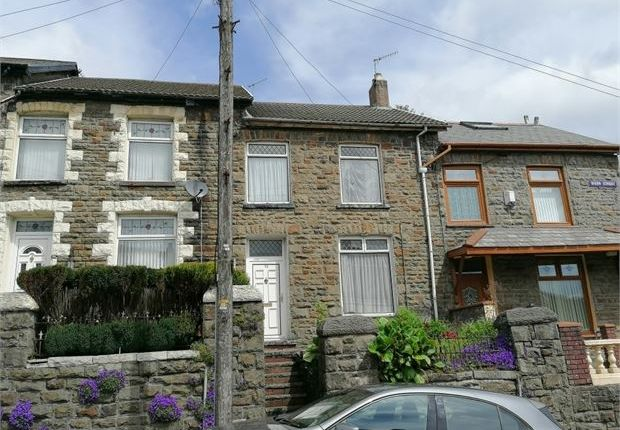 Thumbnail Terraced house for sale in Wern Street, Clydach Vale