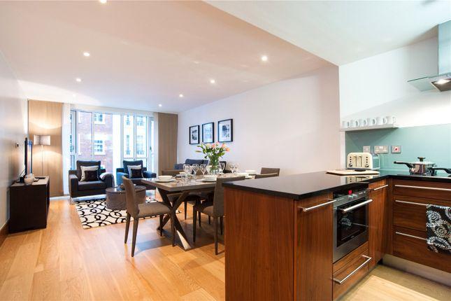 Thumbnail Flat to rent in Parkview Residence, 219 Baker Street, London