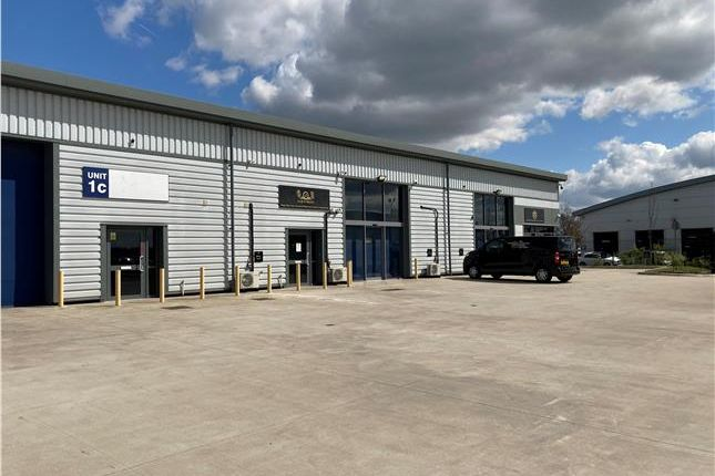 Thumbnail Industrial to let in And Unit 1B, Marrtree Business Park, Silk Road, Doncaster, South Yorkshire