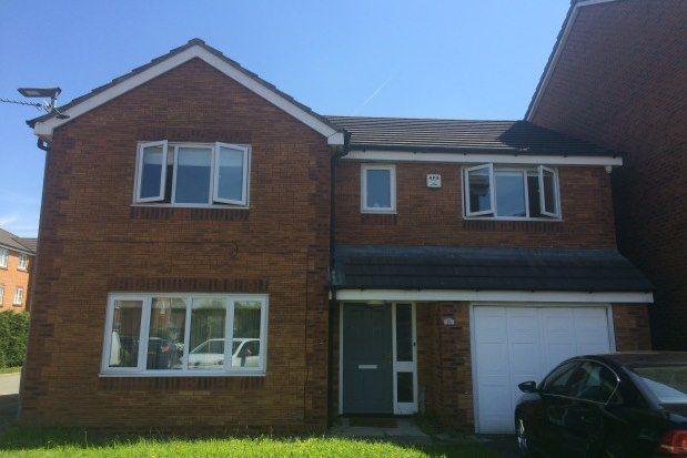 Thumbnail Property to rent in Rushton Close, Warrington