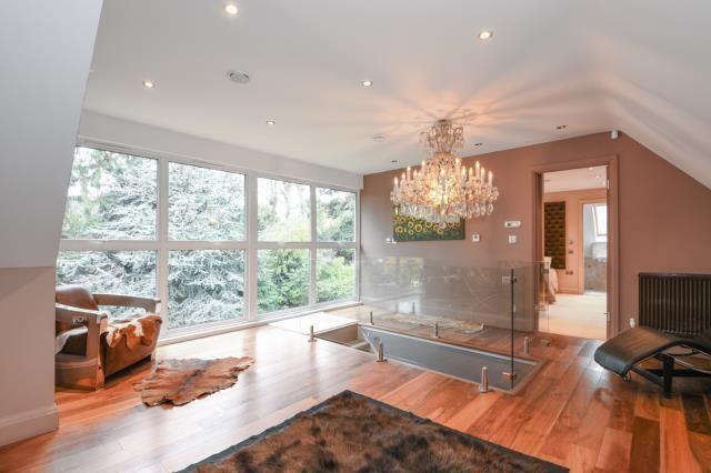 Internal View of Cedars Close, Hendon NW4,
