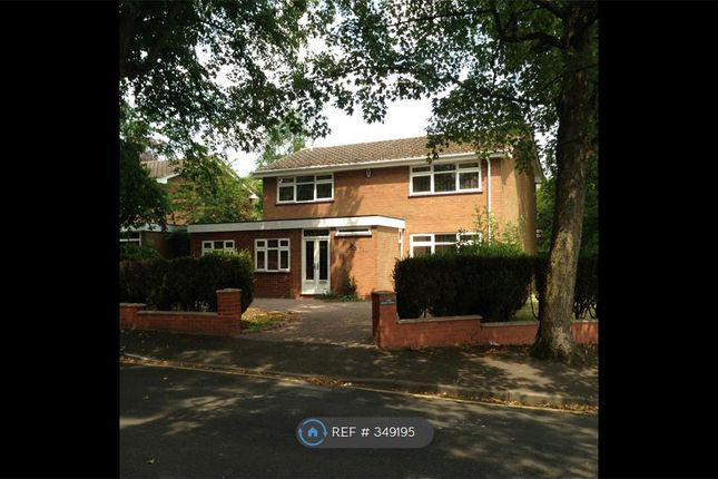 Thumbnail Detached house to rent in Jesson Road, Walsall