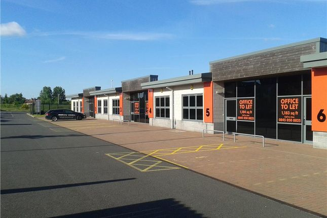 Thumbnail Office to let in Units 1, 2 And 3, Sherwood Network Centre, Newton Hill, Ollerton