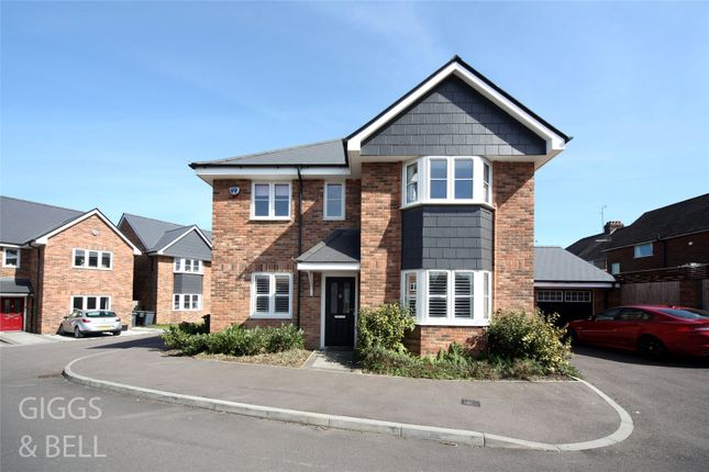 5 bed detached house for sale in Cherry Gate Gardens, Luton LU1
