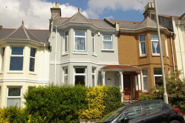 Thumbnail Terraced house for sale in Stoke, Plymouth, Devon