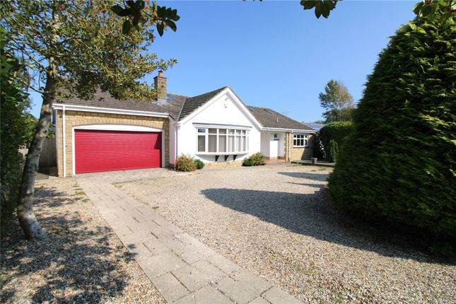 Thumbnail Bungalow for sale in Chestnut Springs, Lydiard Millicent, Swindon, Wilts