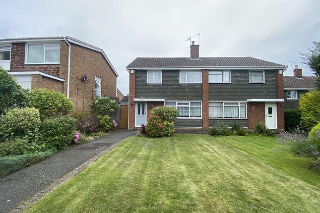 Thumbnail Semi-detached house for sale in The Close, Harborne, Birmingham