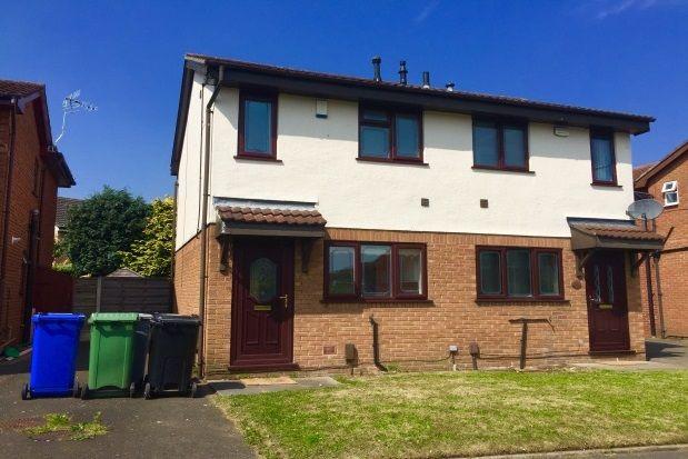 Thumbnail Property to rent in Barlow Road, Broadheath, Altrincham