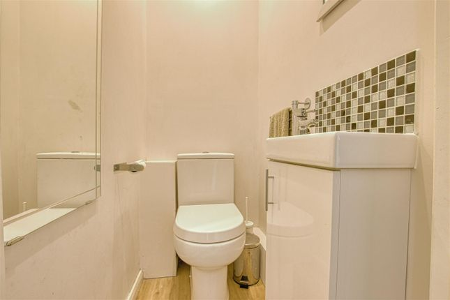 Downstairs WC of Torworth Road, Borehamwood WD6