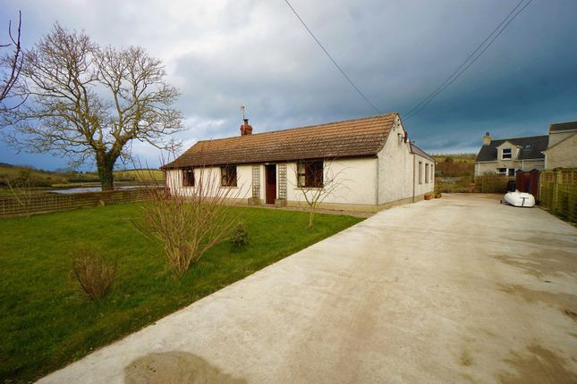 Thumbnail Detached bungalow for sale in Abbacy Road, Newtownards