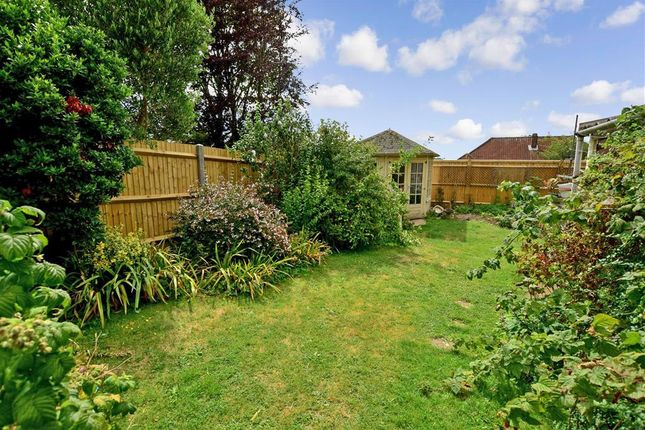 Rear Garden of Fallowfield Crescent, Hove, East Sussex BN3