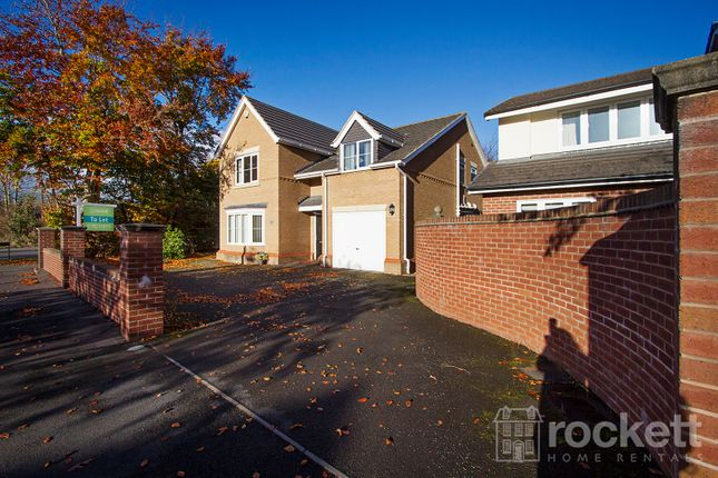 Thumbnail Detached house to rent in Appleton Drive, Whitmore, Newcastle Under Lyme