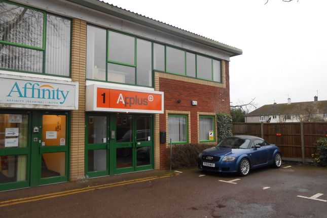 Thumbnail Office for sale in Whitley Wood Lane, Reading