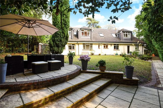 Thumbnail Detached house for sale in Gorse Hill Lane, Virginia Water, Surrey