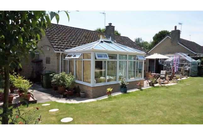 Thumbnail Detached bungalow for sale in Manor Gardens, Aldington