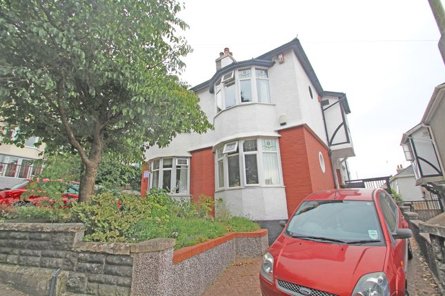 Thumbnail Semi-detached house for sale in Burleigh Lane, Peverell, Plymouth