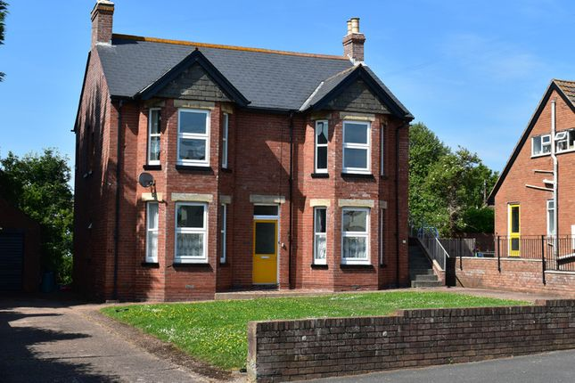 Thumbnail Flat to rent in Featherbed Lane, Exmouth, Exmouth