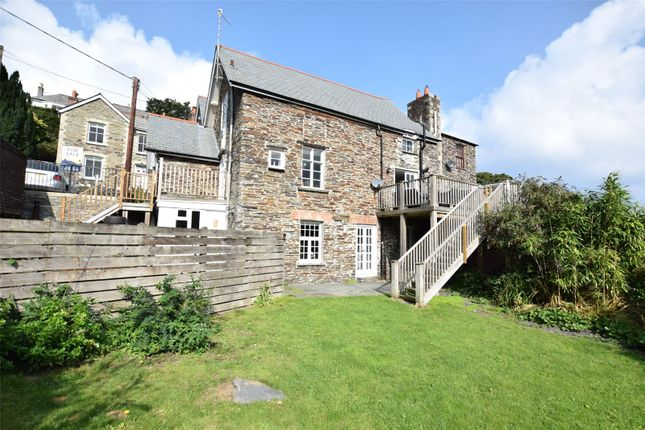Thumbnail End terrace house for sale in Dunn Street, Boscastle