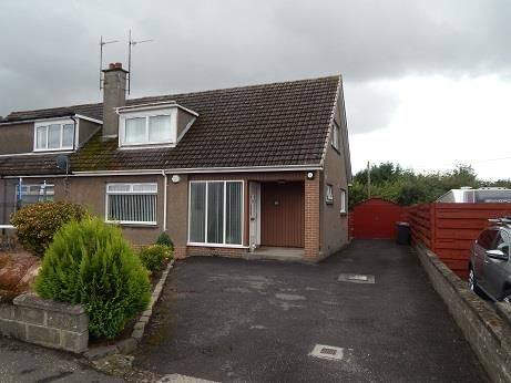 Thumbnail Semi-detached house to rent in Menteith Street, Broughty Ferry, Dundee
