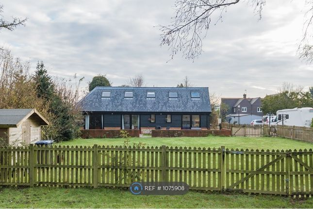 2 bed bungalow to rent in Beggars Roost, Woolage Green, Canterbury CT4