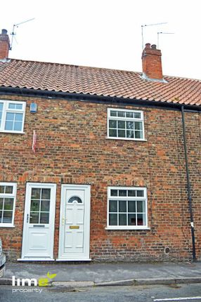 Thumbnail Terraced house to rent in Church Street, Welton, Brough